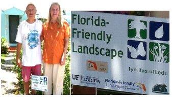 Florida Friendly Landscape